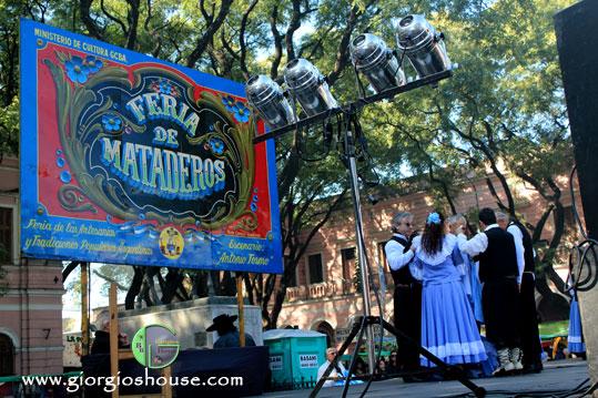 Feria Mataderos Buenos Aires Discovery