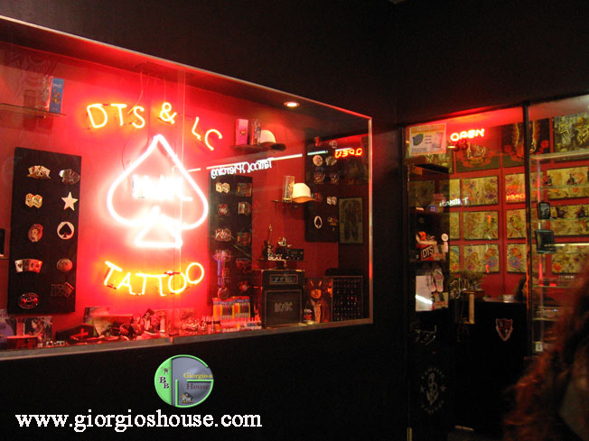 Tattoo Piercing In Buenos Aires Buenos Aires Discovery